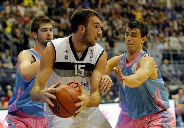 ABA: Partizan u Aleksandrovcu (17h), Mega u Zagrebu (19h)