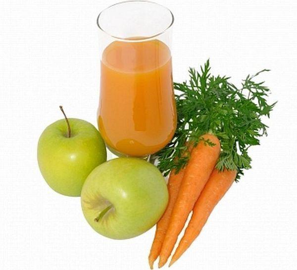 Koktel od voća i povrća protiv umora