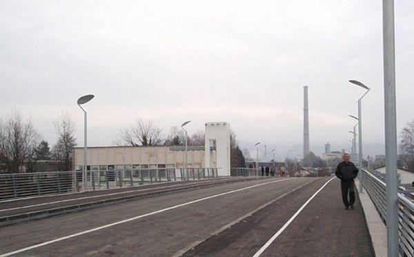 Banjalučka prometna raskrsnica bez rasvjete