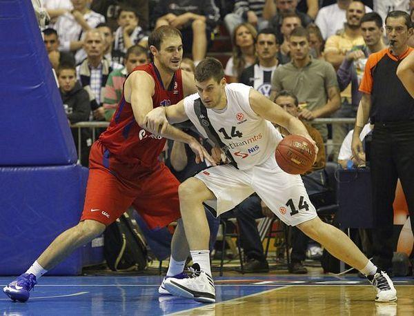 Predsjednik CSKA: Divim se Partizanu