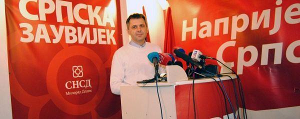 Radojičić: SNSD od Banjaluke – čaršije napravio adminstrativni centar