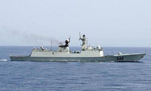 Kineski brodovi u spornim vodama
