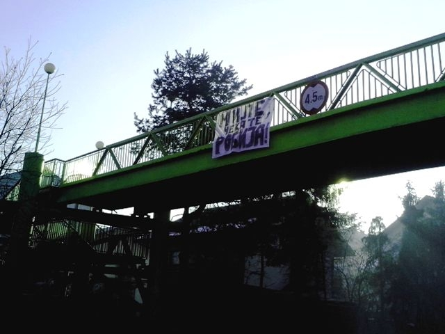 Transparent u Banjaluci: Mile, čeka te robija