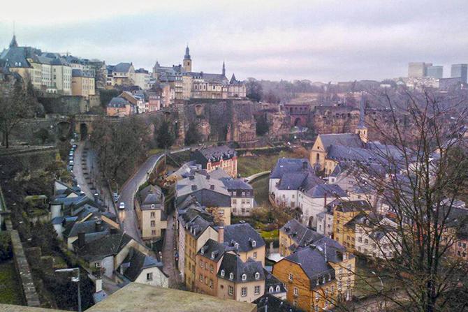 Luksemburg i dalje najbogatija zemlja Evropske unije