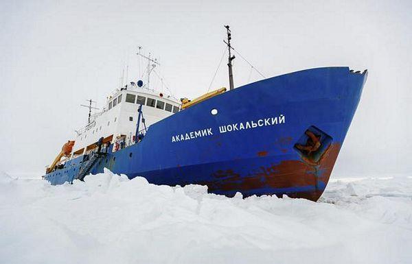 Zarobljeni u ledu: Uživamo i čekamo (VIDEO)