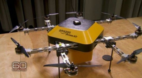 "Amazon predstavio ""letećeg dostavljača"" (VIDEO)"