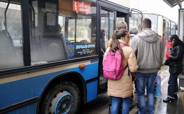 Đaci iz Bistrice zbog autobusa kasne u školu