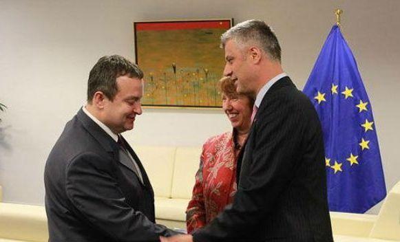 Veselje se širi na sve strane: Dačić i Tači kandidati za Nobela?!