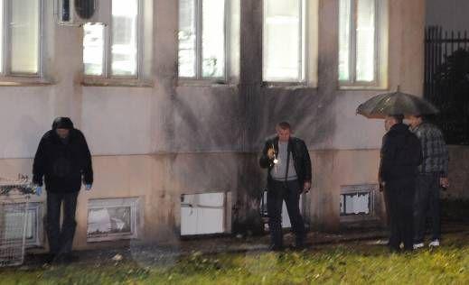 """Crna Gora: Redakcija """"Vijesti"""" napadnuta bombom"""