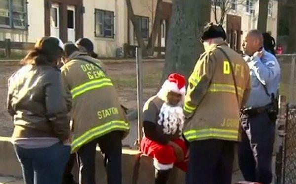 Vašington: Ranjen Djed Mraz