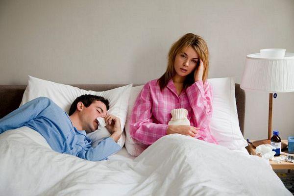 Žene bolje podnose grip i prehladu od muškaraca