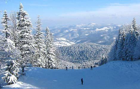 """Jahorina: Počelo skijanje, proradio lift """"Željo"""""""