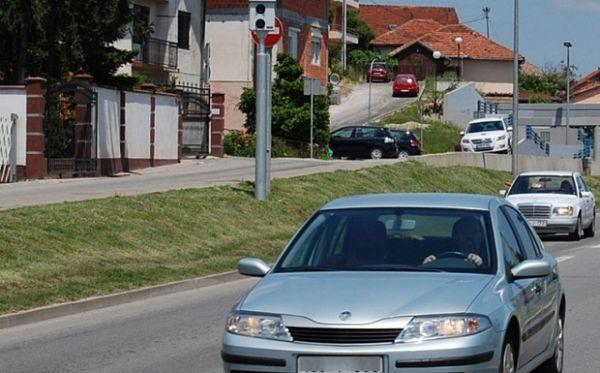 Džaba kamere, vozači tjeraju po svom