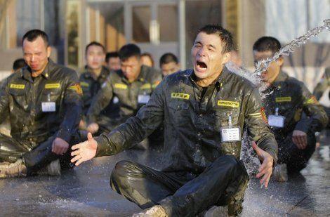 Surov život tjelohranitelja u Kini