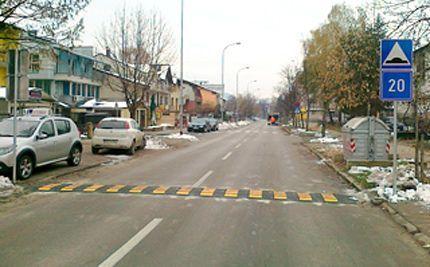 Postavljeni usporivači brzine u Novoj Varoši