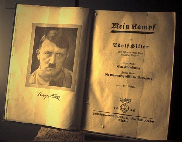 """Bavarska: """"Majn Kampf"""" će ostati zabranjen"""