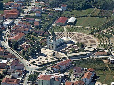 Parcela u Međugorju upisana kao vlasništvo NDH