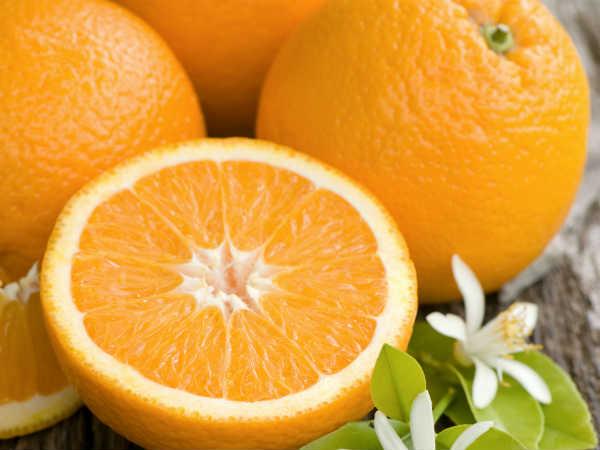 Narandže za dug i zdrav život