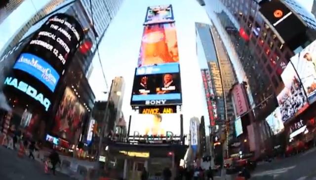 Turistička reklama za Njujork bez šminke (VIDEO)