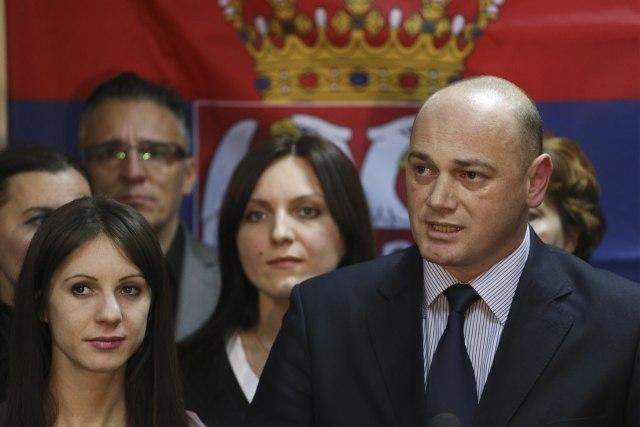 Kosovska Mitrovica: Pantić slavi pobjedu