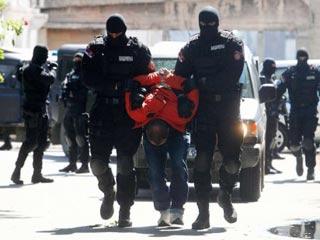 Akcija Grom-Policijsko zadržavanje  za 127 lica