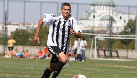 Partizan prodao Radonjića Rumunima