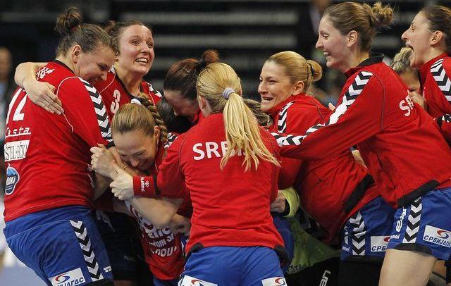 Rukomet: Srbija u četvrtfinalu golom u posljednoj sekundi