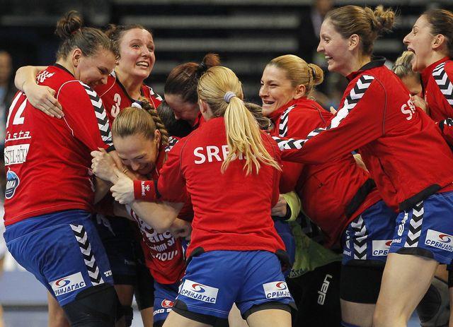 SP: Srbija igra za polufinale