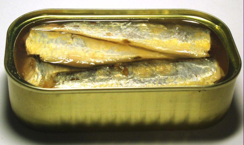Konzervirana riba koju bi trebalo da jedete