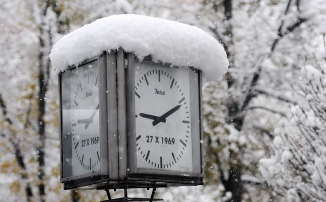 Danas prohladno sa susnježicom i snijegom
