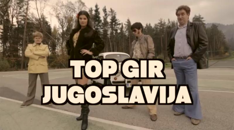 Stojadin, fićo i jugić u okršaju: Pogledajte kako bi izgledao jugoslovenski Top Gear