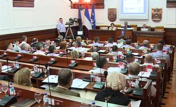 Skupština Grada danas o budžetu za 2014.