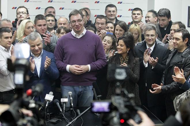 Vučić: Pokrenuli smo Srbiju sa mrtve tačke!