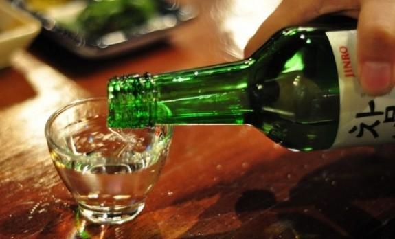 Sodžu, najprodavaniji alkohol na svijetu!