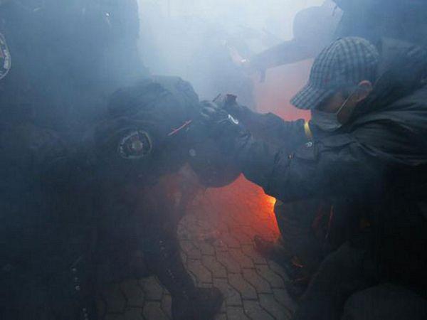 Kijev: Blokirano sjedište ukrajinske vlade