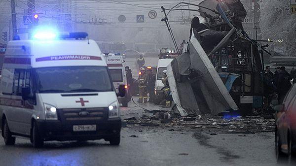 Novi napad u Volgogradu, najmanje 10 ljudi poginulo
