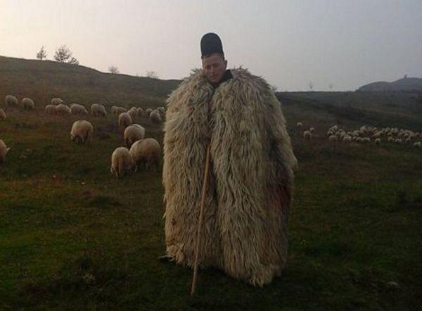 Rumunski čobanin zvijezda interneta: Sve što mi treba su ovce, rakija i tablet