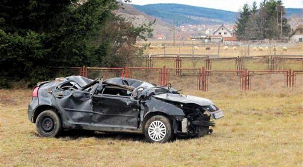 Crna statistika: 152 žrtve saobraćajnih nesreća prošle godine