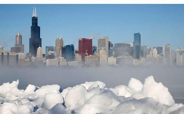 Polarni vrtlog se vraća u SAD?