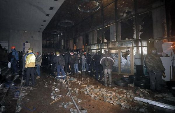 Kijev: Predsjednik odbijen, novi protesti