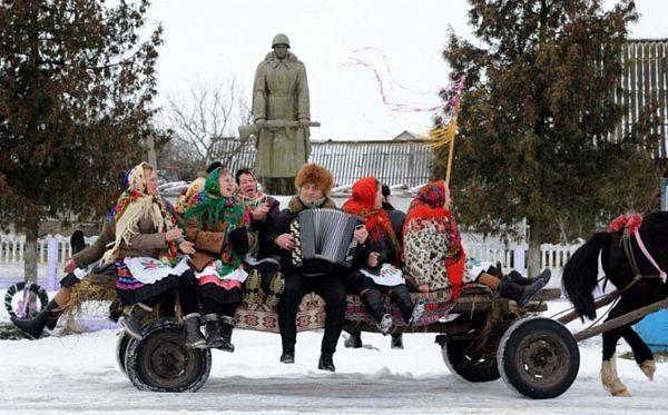 Proslava Božića u svijetu