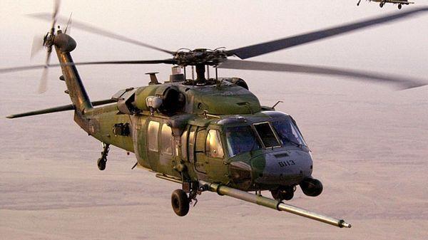 Četiri osobe poginule u padu američkog vojnog helikoptera