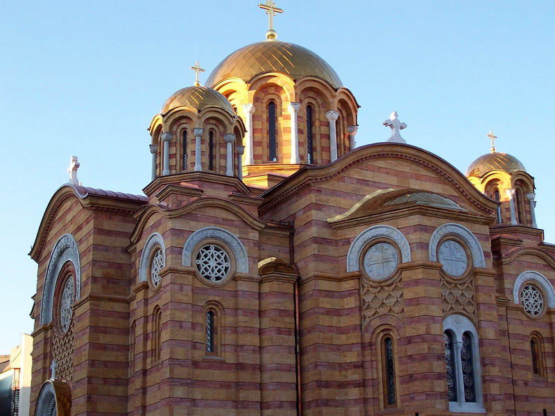 Vladika Jefrem služio arhijerejsku liturgiju