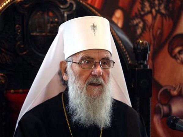 Božićna poslanica patrijarha Irineja