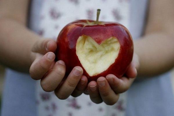 Jabuka na dan čuva srce