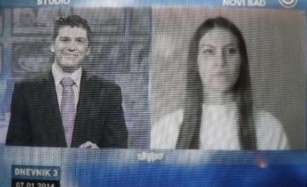 Jelena Topić nastavila ćutanje i u dnevniku BHT