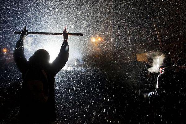 Kijev: Policija razbila barikade, dvoje ljudi poginulo