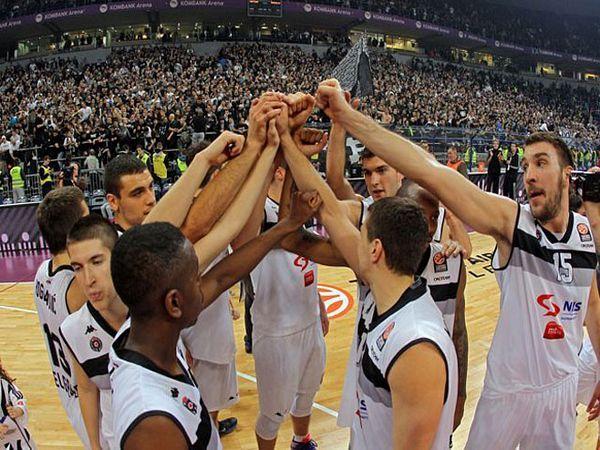 Evroliga: Partizan dočekuje Lokomotivu