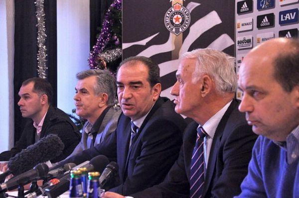 Partizan: Nećemo izabrati vršioca dužnosti predsjednika kluba!