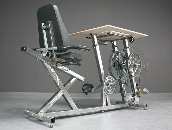 Sto sa pedalama: Dobar za kondiciju, a proizvodi i struju (VIDEO)